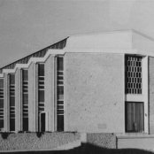 1958 - foundation - the chapel