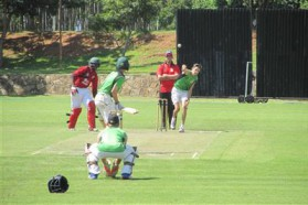 Cricket Zimbabwe National U19 Camp 2017