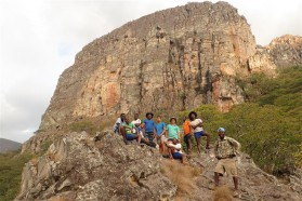 B Block Expedition to Chimanimani National Park 2017