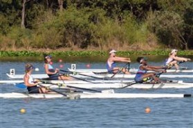 Winning Gold & Silver at the South African Rowing Champs 2020