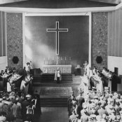 1958 foundation - dedication of chapel - all souls day